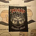 Tankard - Patch - Tankard - Alcoholic Metal woven patch