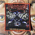 Possessed - the Eyes of Horror woven patch