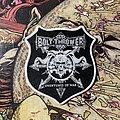 Bolt Thrower - Patch - Bolt Thrower - Overtures of War woven shield patch