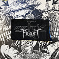 Celtic Frost - Patch - Celtic Frost screenprinted patch