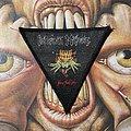 Infernal Majesty - Patch - Infernäl Mäjesty - None Shall Defy woven triangle patch