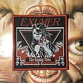 Exumer - Patch - Exumer - The Raging Tides woven patch by Whispers of Death patch