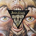 Judas Priest - Patch - Judas Priest - Sin after Sin woven triangle patch