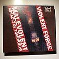 Violent Force - Tape / Vinyl / CD / Recording etc - Violent Force - Malevolent Assault of Tomorrow CD