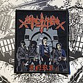 Sarcofago - Patch - Sarcofago - Inri woven patch