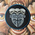 EvilDead circular woven patch by TRV3Y