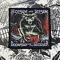 Flotsam And Jetsam - Patch - Flotsam for a Thrashmetalhead!