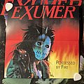 Exumer - Other Collectable - Exumer - Possessed by Fire poster