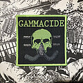 Gammacide - Patch - Gammacide woven patch (green border)