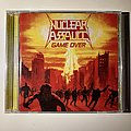 Nuclear Assault - Tape / Vinyl / CD / Recording etc - Nuclear Assault - Game Over CD