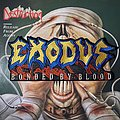 Exodus - Bonded by Blood embroidered backpatch