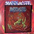 Massacre - Patch - Massacre - From Beyond woven patch