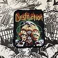 Destruction - Patch - Destruction - Release From Agony VTG printed patch