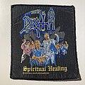 Death - Patch - Spiritual Healing for Spectrum