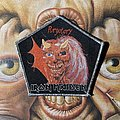 Iron Maiden - Patch - Iron Maiden - Purgatory woven patch