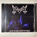 Mayhem - Tape / Vinyl / CD / Recording etc - Mayhem - De Mysteriis Dom Sathanas CD