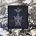 Celtic Frost - Patch - vintage Celtic Frost - Morbid Tales woven patch