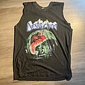 Destruction - TShirt or Longsleeve - Vintage Destruction - Cracked Brain sleeveless shirt
