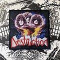 Destruction - Patch - Destruction - Eternal Devastation woven patch