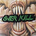 Overkill - Patch - Overkill embroidered logo patch