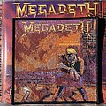 Megadeth - Peace Sells...But Who's Buying? Woven patch