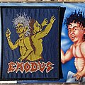 Exodus - Bonded by Blood woven patch