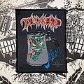 Tankard - Patch - vintage Tankard - Alien woven patch