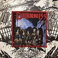 Darkness - Patch - Darkness - Death Squad woven patch (re-border)