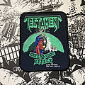 Testament - Patch - Testament - The Greenhouse Effect VTG printed patch
