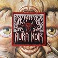 Aura Noir - Patch - Aura Noir woven patch