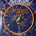 Overruled - Hybris woven circular patch