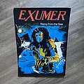 Exumer - Patch - vintage Exumer - Rising From the Sea backpatch