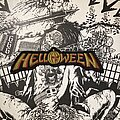 Helloween - Patch - Helloween embroidered logo patch