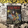 Exumer - Patch - Exumer - Rising From The Sea VTG woven patch