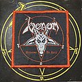 Venom - Welcome to Hell woven patch