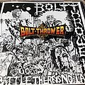 Bolt Thrower - Pin / Badge - Bolt Thrower logo pin by AWHP