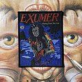 Exumer - Patch - Exumer - Rising From the Sea woven patch
