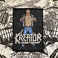 Kreator - Patch - Kreator - Terrible Certainty woven patch