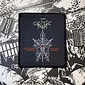 Celtic Frost - Patch - Morbid Tales fo HELLHAMMERED