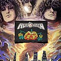 Helloween - Patch - Helloween embroidered patch