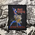 Iron Maiden - Patch - vintage Iron Maiden - Beast on the Road woven patch