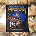 Atrophy - Patch - Atrophy - Socialised Hate woven patch by Whispers of Death patches