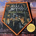 Sodom - Masquerade in Blood woven patch