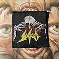 Vintage Sodom - Obsessed by Cruelty woven patch