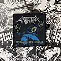 Anthrax - Patch - Anthrax - Spreading the Disease VTG woven patch