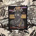 Sodom - Patch - vintage Sodom - Persecution Mania woven patch