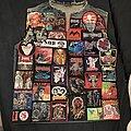 Destruction - Battle Jacket - Current state of my vest