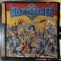 Bolt Thrower - War Master woven patch