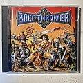 Bolt Thrower - Tape / Vinyl / CD / Recording etc - Bolt Thrower - War Master CD