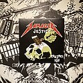 Metallica - Other Collectable - Metallica - Damaged Justice Crushes You sticker